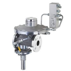 Medenus RSP254/RSP255 Pilot Operated Gas Regulator