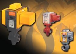 Maxon Gas Electro-Mechanical Valves