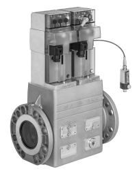 Dungs MBE Series Multi Block Solenoid Valve