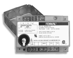 Fenwal 35-63 Series 24VAC Intermittent Pilot Ignition Control