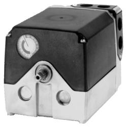 Siemens SQM5 Actuator For Air And Gas Dampers