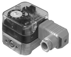 Dungs UB NB A2 Pressure Switch