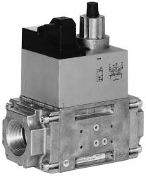 Dungs DMV-D/11, DMV-DLE/11 Double Solenoid Valve (Screwed)