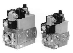 Dungs Gas Multibloc MB-D (LE) 405-412 B01 - Combined Regulator And Double Solenoid Valves