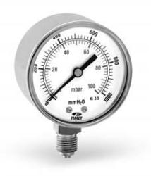 Techrite Pressure Gauges for Gases