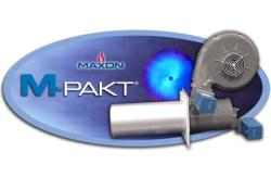 Maxon M-PAKT Ultra Low NOx Burners