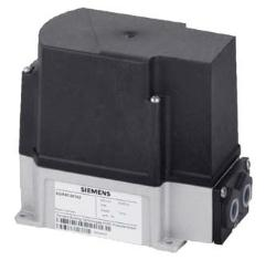 Siemens SQM40../SQM41.. Actuators For Air And Gas Dampers