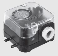 Dungs KS A2-7 Differential Pressure Switch for Air