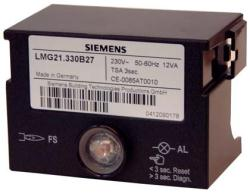 Siemens LMG Series Burner Controls