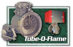 Maxon Series 67 TUBE-O-FLAME Gas Burners