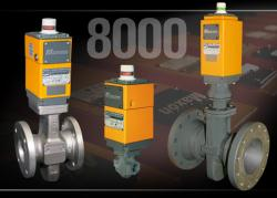 Maxon 8000 Series Electro-Pneumatic Gas Shutoff & Vent Valves (AGA, SIL3 & IECEx approved)