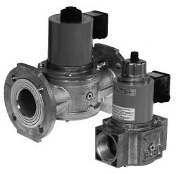 Dungs MVD, MVD/5, MVDLE/5 Single Stage Safety Solenoid Valves (AGA Approved)