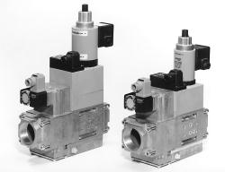 Dungs Gas Multibloc MB-ZRD (LE) 415-420 B01 Combined Regulator And Safety Shut Off Valves - Two Stage Function (high/low)