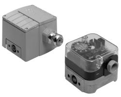 Dungs GGWA4 Differential Pressure Switches for Gases and Air